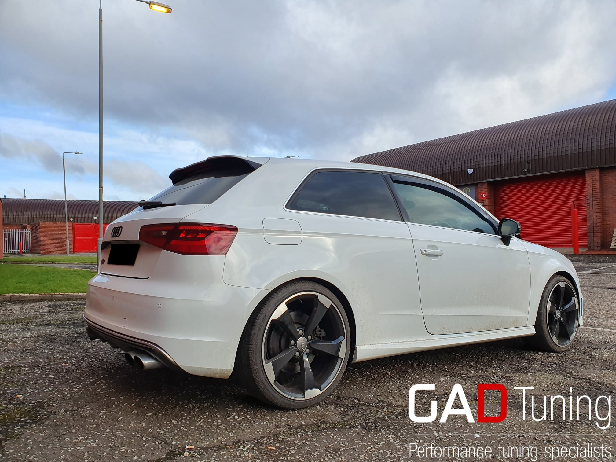 Audi S3 stage 2 tune