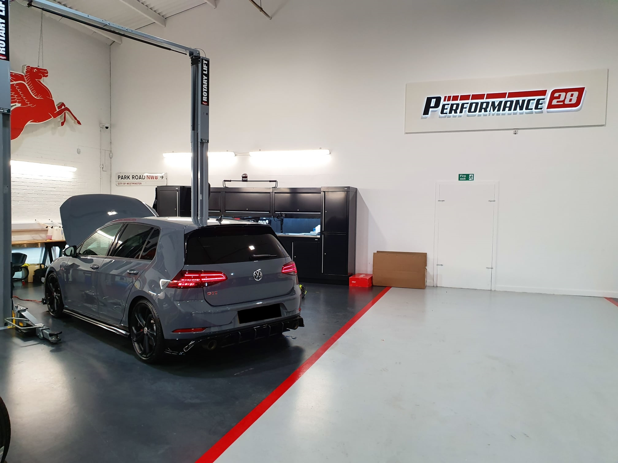 Golf GTI TCR stage 1 tune & DSG tune