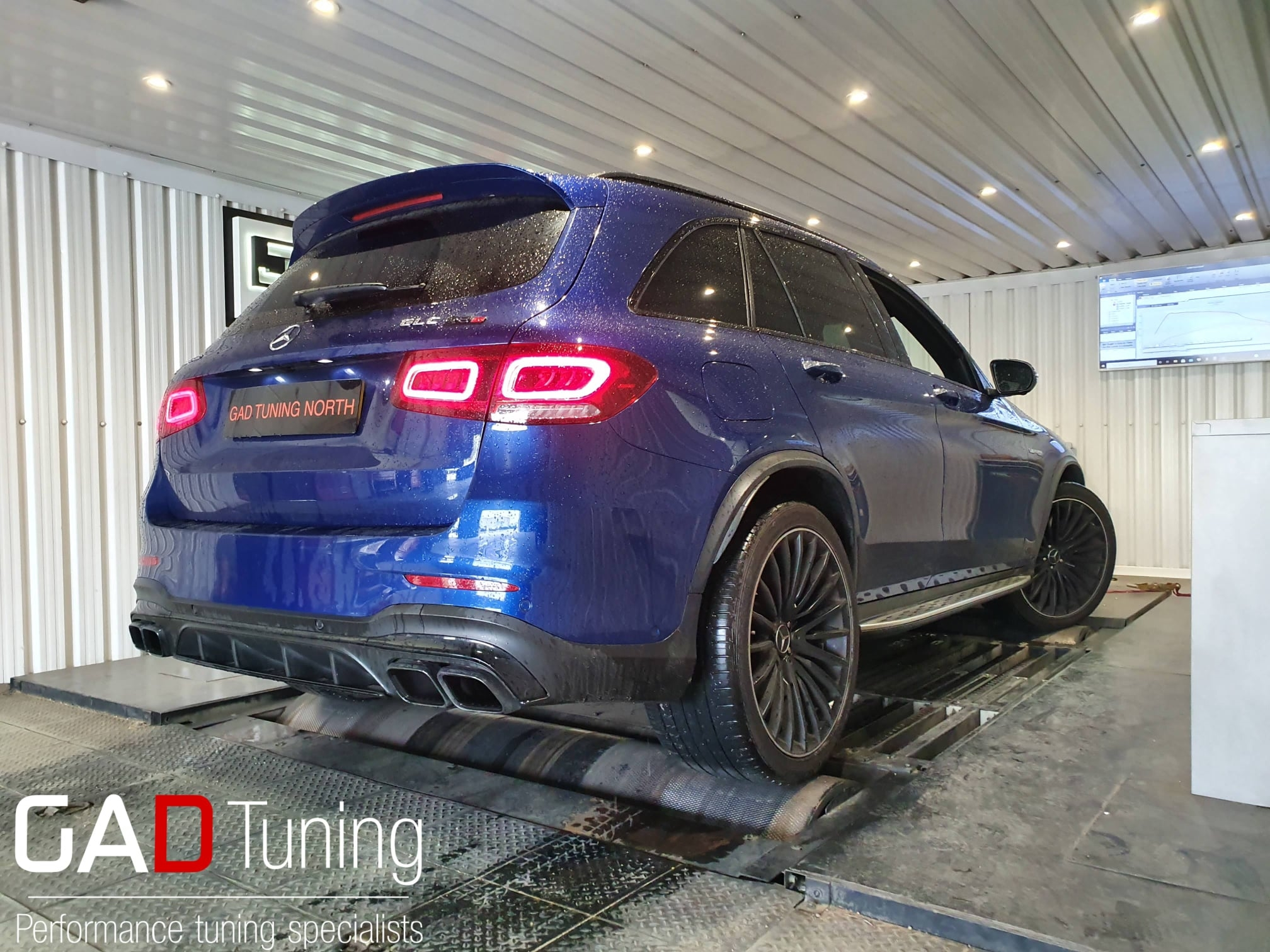 Mercedes GLC63 tuning packages