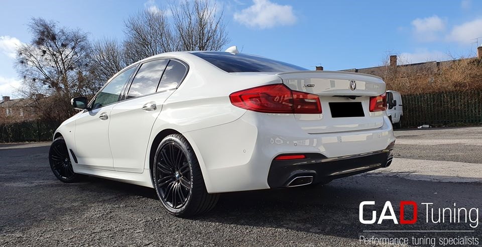 BMW 520d New G series for stage 1 tune