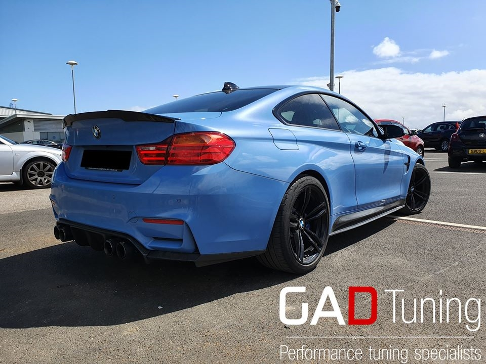 BMW M4 in for Software change after 40,000 miles!!