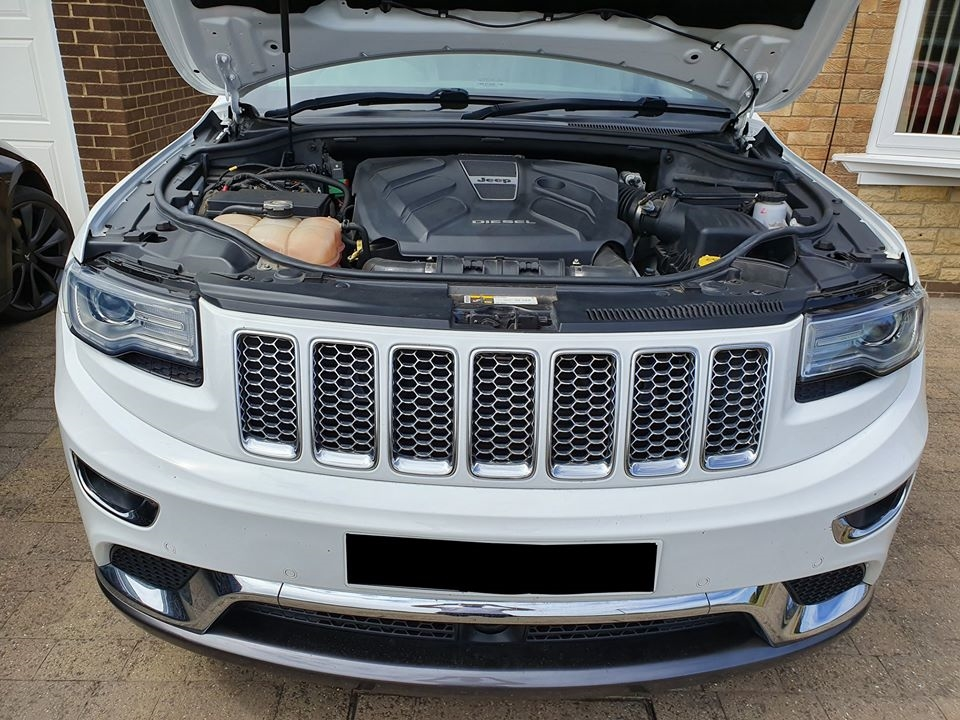 Jeep Grand Cherokee stage 1 home visit